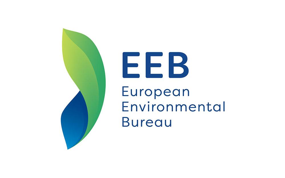 EEB logo on white blue text rgb