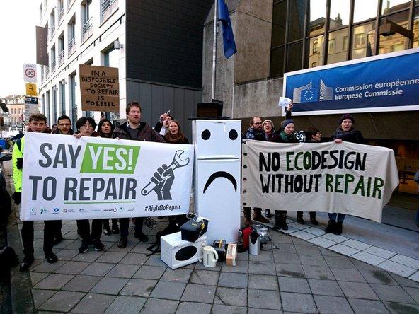 EU-Staaten fordern Recht auf Reparatur
