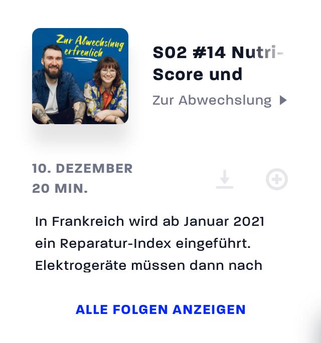 """RTR im Podcast """"Zur Abwechslung erfreulich"""""""